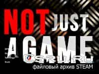 Тема NOT JUST A GAME gui